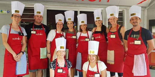 Cooking Master Class- 21st July 2019