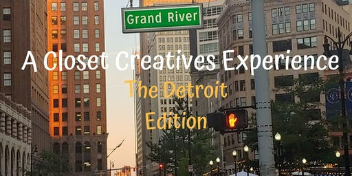 Closet Creatives Experience - The Detroit Edition