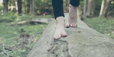 Ontmoeten op je blote voeten!