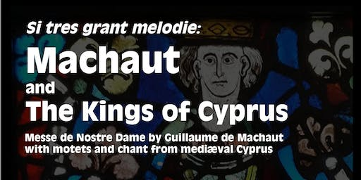 Machaut and the Kings of Cyprus performed by Trio Mediaeval and John Potter