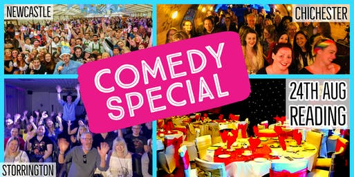 Comedy Night - Bank Holiday Special (Reading)