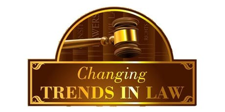 Symposium on Changing Trends in Law, Thursday, 01 August 2019, Chennai tickets