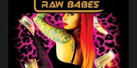 Raw Babes @the Alley tickets