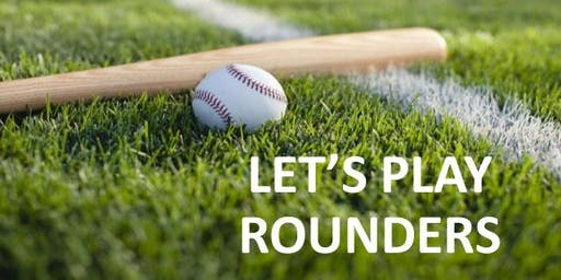 Rounders - Monday 23rd September