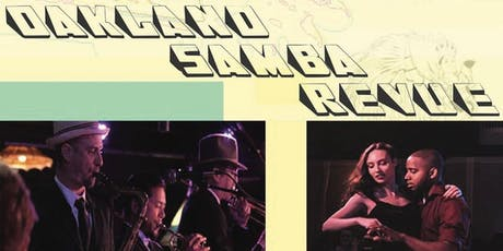 Balanco Brasil: Oakland Samba Revue + Guarajuba tickets