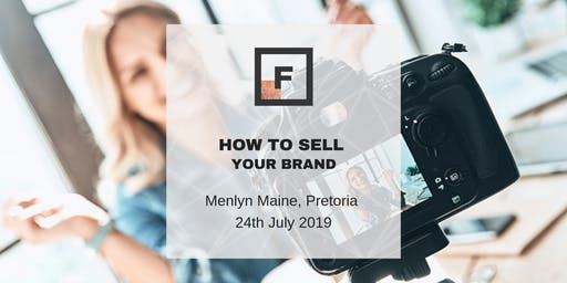 How to Sell your Brand - with Future Females