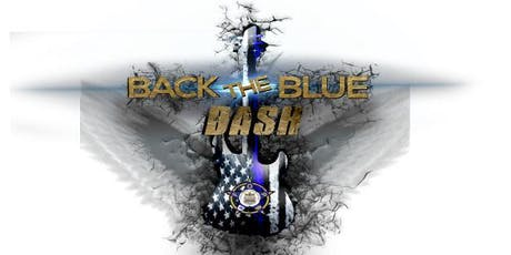 Back the Blue Bash tickets