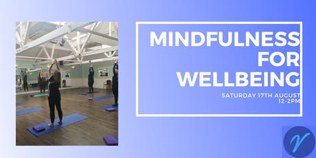 Mindfulness For Wellbeing tickets