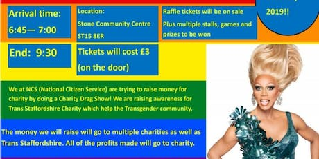 Charity Drag Show tickets