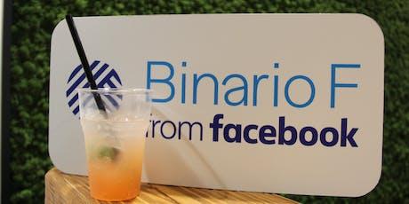 Summer Happy Hour al Binario F - Fondazione Mondo Digitale biglietti