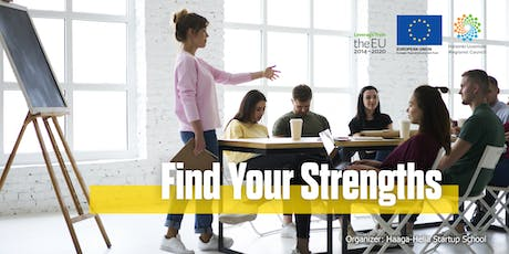 Find Your Strengths tickets