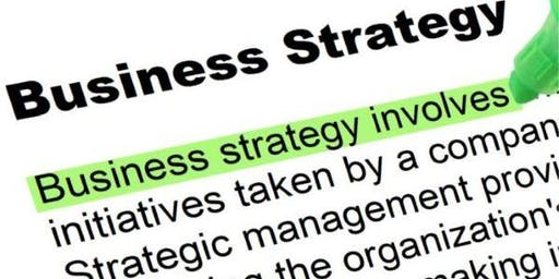 GM Chamber Train - Business Strategy and Planning Workshop