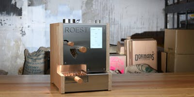 Roest - Professional Sample Coffee Roaster's Instruction Session in Sydney