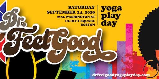 Dr. Feel Good Yoga Play Day