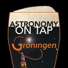 Astronomy on Tap Groningen logo