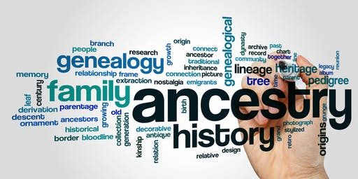 Research your roots family history session (session 1)