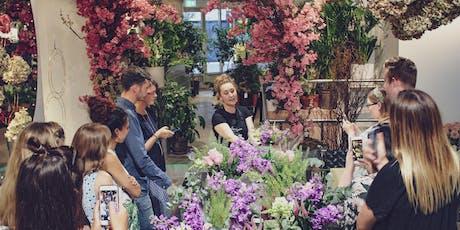 Moyses Stevens Flower Arranging Workshop  tickets
