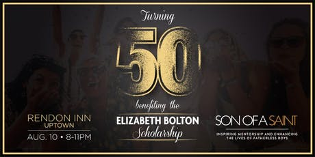 50th Birthday Bash and Benefit tickets