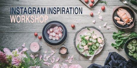 Instagram Workshop @ Apley Farm Shop, Shropshire tickets