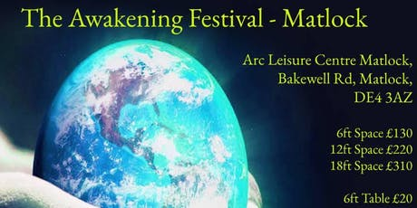 Matlock's Spiritual Awakening Festival Sunday Workshop Ticket tickets