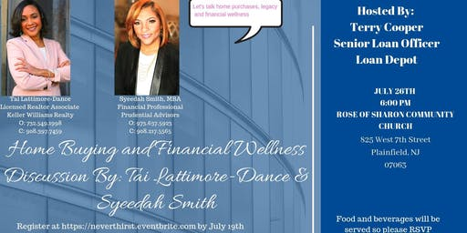 Home Buying & Financial Wellness Round Table Discussion