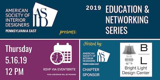 ASID PA EAST Education & Networking Series - HSW CEU by Hunter Douglas