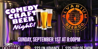 Alvarium Comedy Night