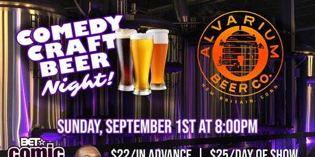 Alvarium Comedy Night tickets