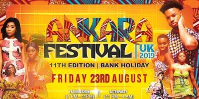Ankara Festival UK 2019 | 11th Edition Bank Holiday