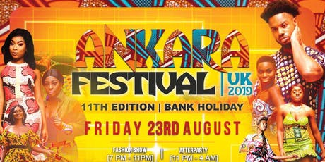 Ankara Festival UK 2019 | 11th Edition Bank Holiday tickets