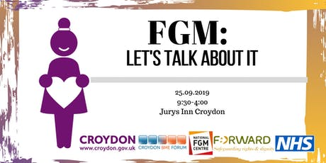 FGM: Let's talk about it tickets