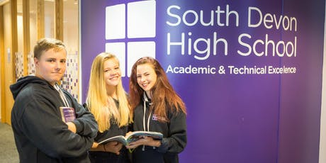 South Devon High School Parent Information Evening tickets