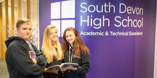 South Devon High School Parent Information Evening