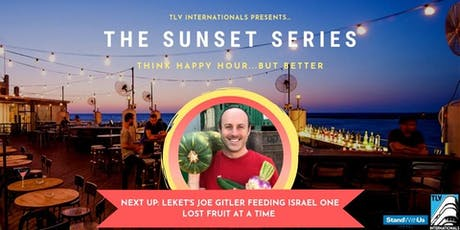 INVITATION: Sunset Series Happy Hour Drinks & Talks @Carlton Beach Bar, 6:30pm tickets