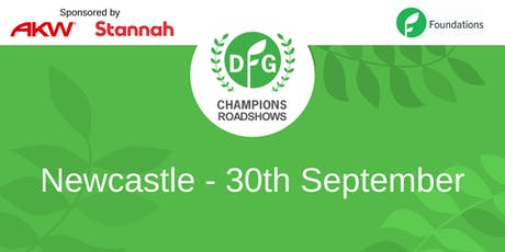 DFG Champions Roadshow Newcastle tickets