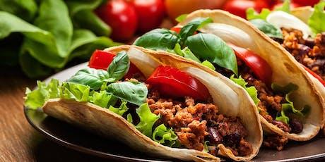 Mexican Fiesta Cooking Class tickets