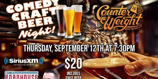 Counter Weight Comedy Night
