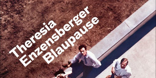 Reading: Blueprint by Theresia Enzensberger