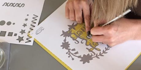 Papercutting Experience for Beginners tickets