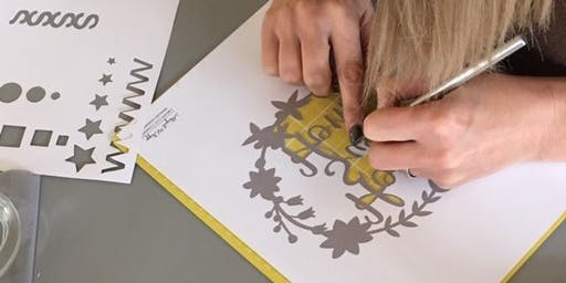 Papercutting Experience for Beginners