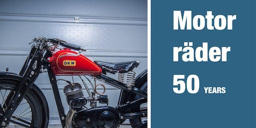 Auflösung Oldtimer Sammlung Schweikert  (Motorräder 50 Years)