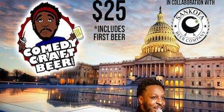 Denizens Comedy Night tickets