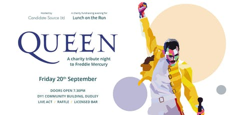 QUEEN - A Tribute To Freddie Mercury tickets