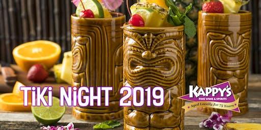 Tiki Night 2019 with Rob Giuffrida