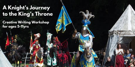 A Knight's Journey: Creative Writing Workshop with Explore Learning  tickets