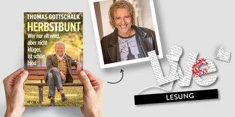 LESUNG: Thomas Gottschalk Tickets