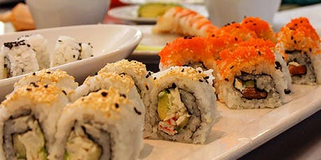 Sushi Rolling Cooking Class  tickets