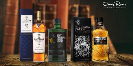 Single Malt Whisky Masterclass with Cheese Pairing tickets