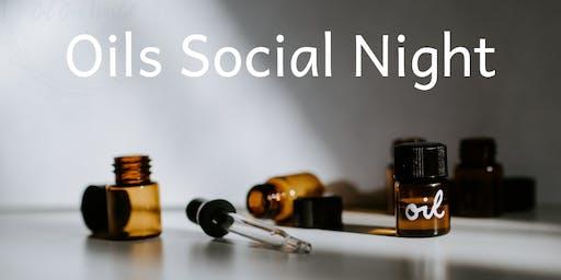 Oils Social Night