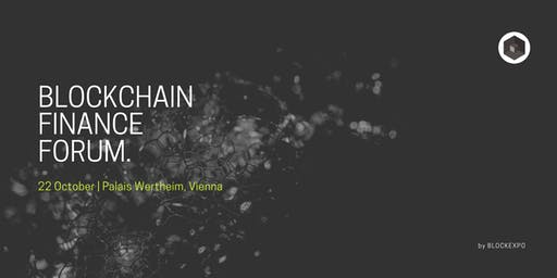 Blockchain Finance Forum